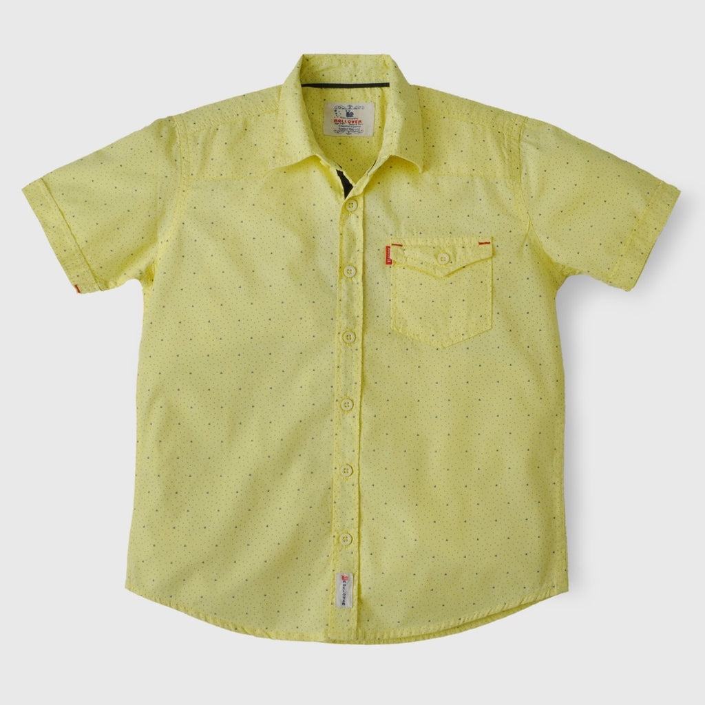 Yellow Mellow Shirt