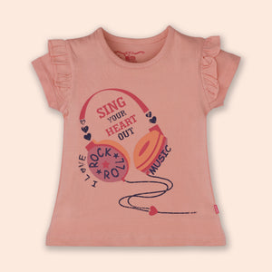 Music Heart T-Shirt