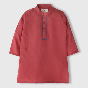 Barn Red Kurta