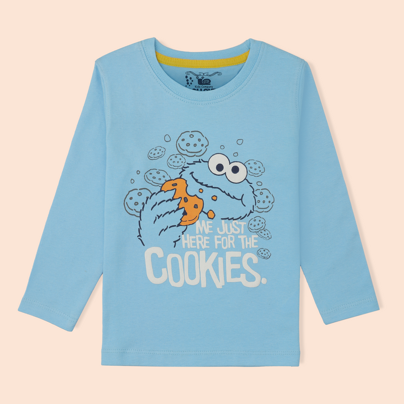 Blue Cookie Shirt
