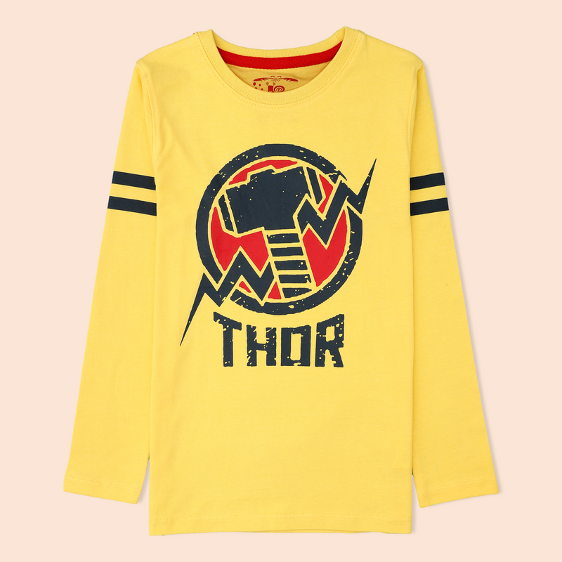 Yellow Thor Shirt