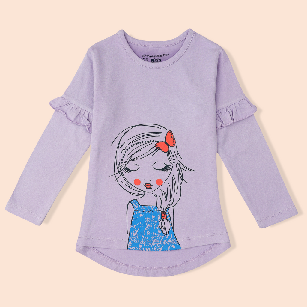 Mauve Princess Shirt
