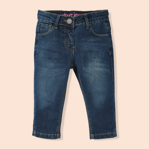 Girls Indigo Jeans