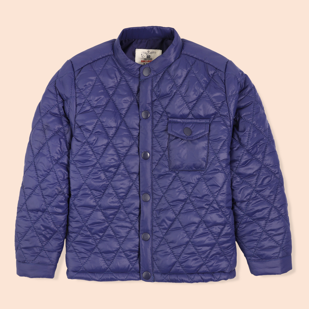 Perfect Quilted Jacket