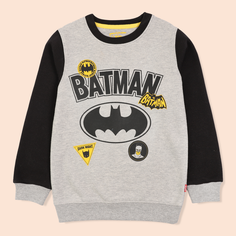 Batman Fleece Sweatshirt