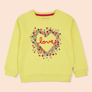 Lime Love Sweatshirt