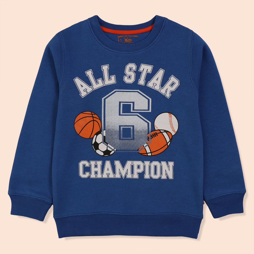 All Star Sweatshirt