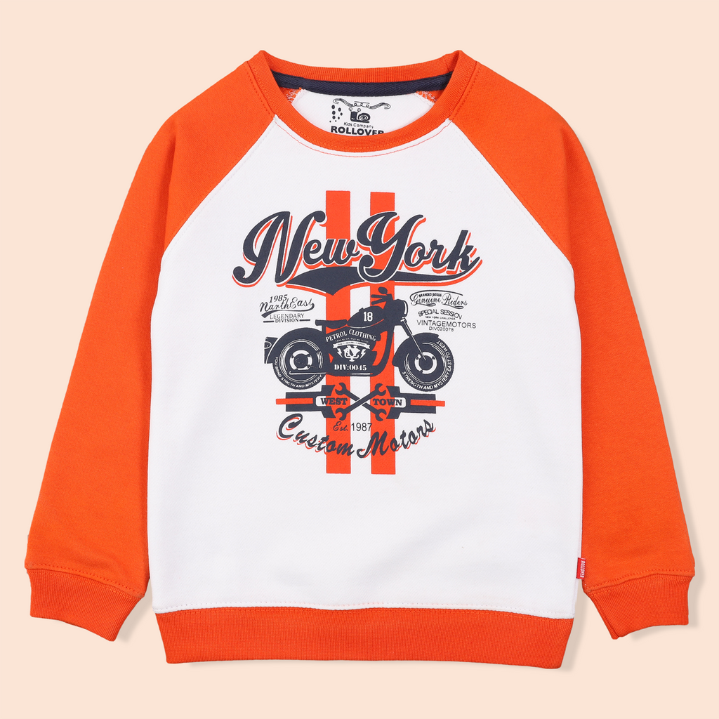 Custom Motors Sweatshirt