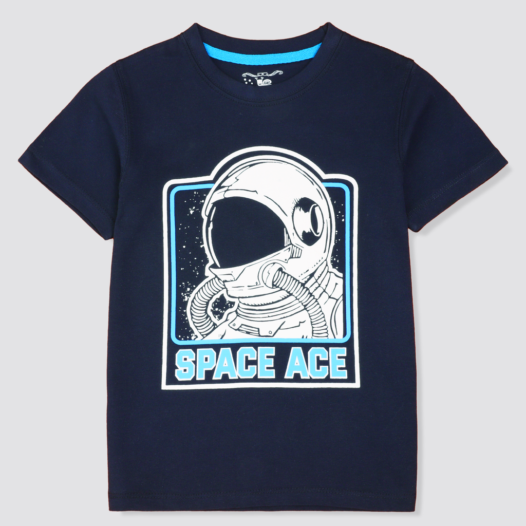 Navy Space T-Shirt