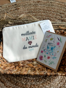 TROUSSE + CARTE A PLANTER