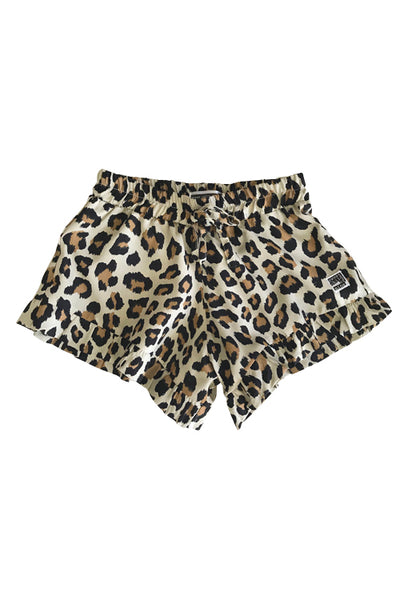 Bella Shorts - Leopard