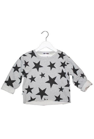 "Fame ""Black Star"" Sweatshirt Jumper"