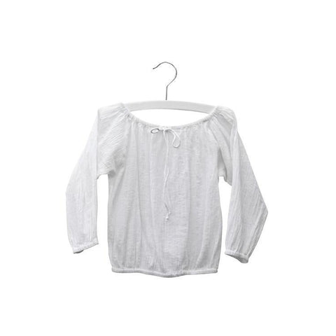 Laney Peasant Blouse