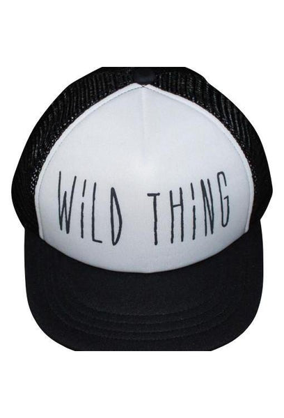 Trucker Caps - Sweet Child of Mine and Wild Thing