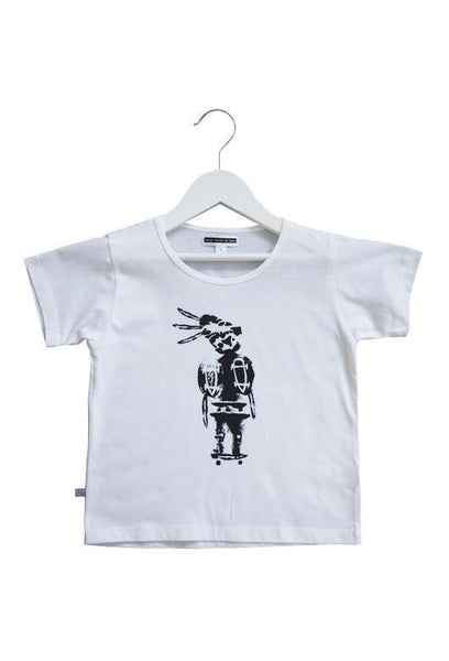 Lee Ralph Skateboard Art Print Tee's