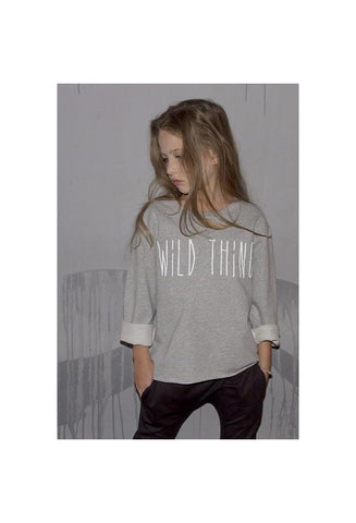 "Fame ""Wild Thing"" Sweatshirt Jumper"