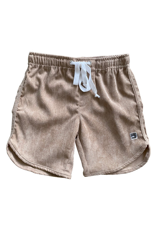 Thommo Walkshorts - Cord Sand