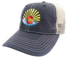Load image into Gallery viewer, Colorado Flag Riff Baseball Cap
