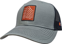 Load image into Gallery viewer, Trucker Hat - Mountain Series