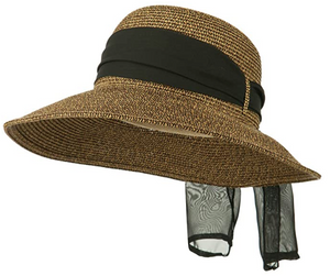 Packable Women's Sun Hat