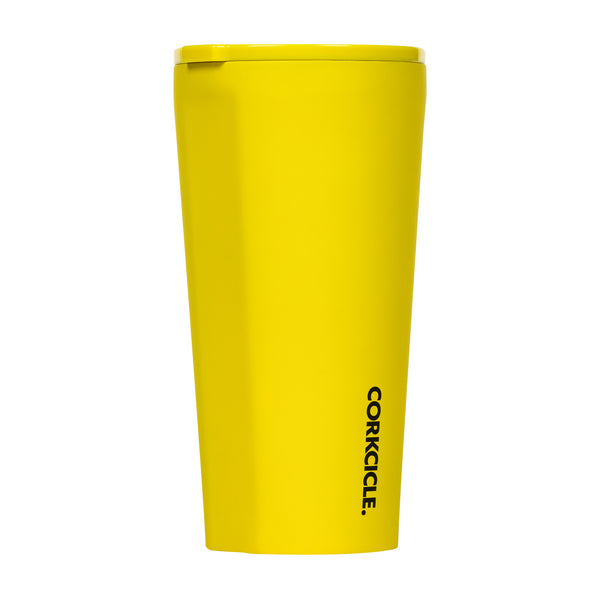 Neon Yellow Tumbler 16oz