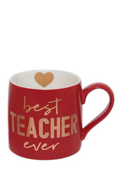 Best Teacher Ever Jumbo Mug