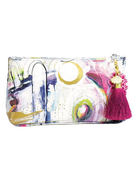 Brushstrokes Small Pouch