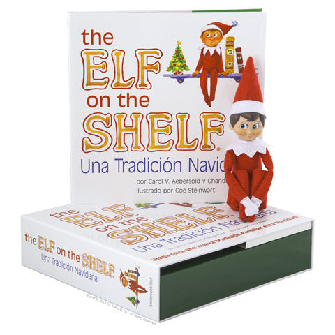 The Elf on the Shelf-Español