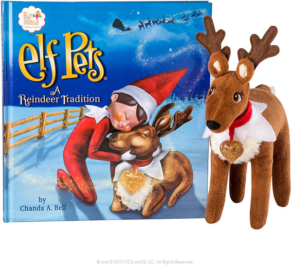 A Reindeer Tradition- Elf Pets