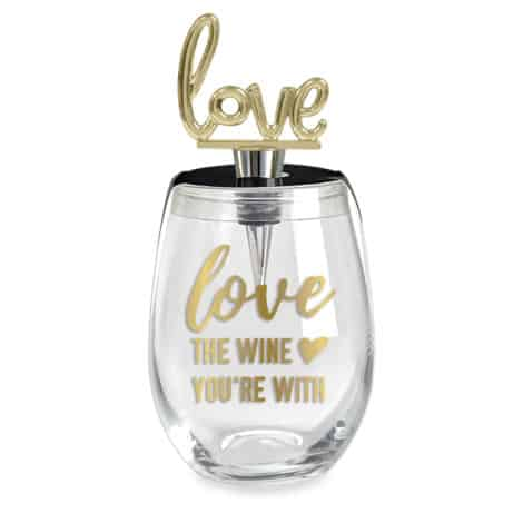 Everyday love the WINE you are with