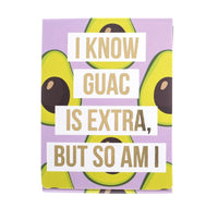 Guac Pocket note
