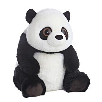 Lin Lin the Giant Stuffed Panda Bear