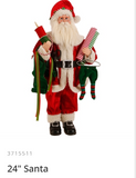 The Toymaker Santa Claus