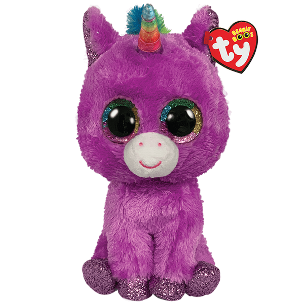 Rosette Unicorn Purple Medium