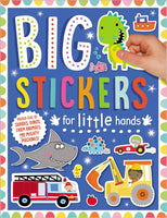 Big Stickers for little hands