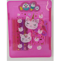 Caticorn Clipboard Case