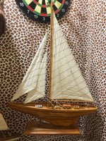Annabella Sailboat Nautical
