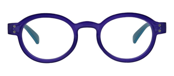 Book It! Indigo Teal Reading Glasses