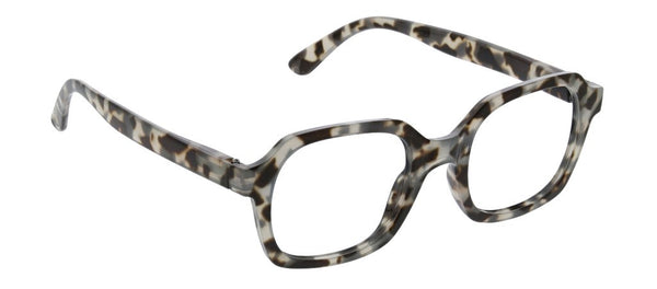 Jet Set  Blue Light Gray Tortoise (with Blue Light Lenses)