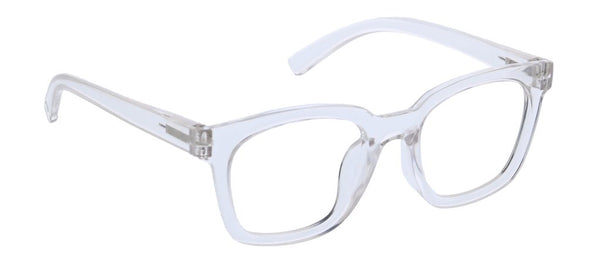To the Max Clear Reading Glasses w/Blue Light