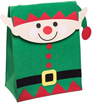 Big Elf Felt Bag