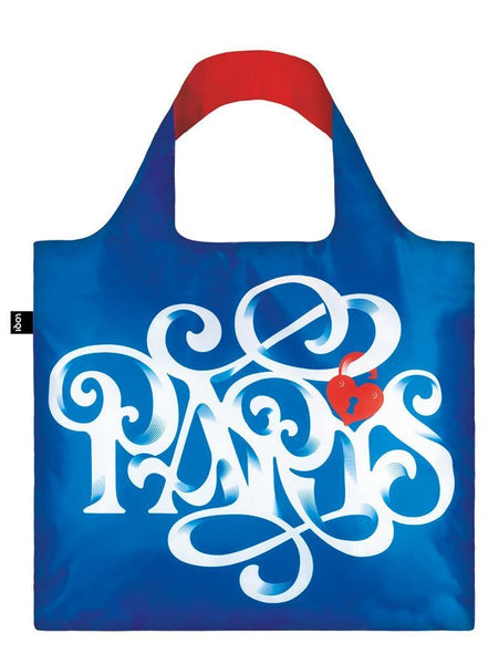 Paris Reusable Bag