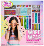 Word Wear Personalized Jewelry Making Set - It's So Me!
