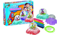 Originals Glitter Domes – Make Your Own Underwater Seascapes Snow Globe Kit – Increases Creativity Imagination & Motor Skills – Perfect Christmac Present for Kids Aged 6+