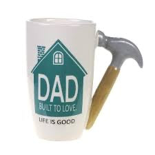 Dad Built to love mug