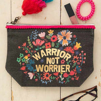 Canvas Bag Warrior not Worrier