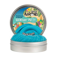 Crazy Aaron's Seakissed Tropical SCENTsory Putty
