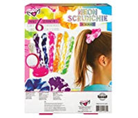 Neon Scrunchie Design Kit