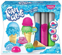 Foam Alive Ice Cream Kit
