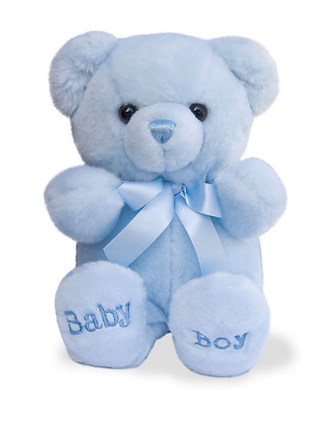 Comfy Large Teddy Bear in Blue